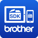 Brother Print SDK for Android<sup>&trade;</sup> and iPhone<sup>&reg;</sup> / iPad<sup>&reg;</sup> icon