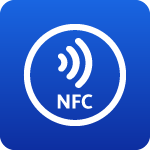 Built-in NFC icon