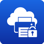 Cloud Secure Print icon