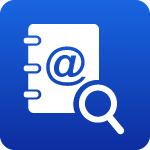 LDAP Email Lookup icon