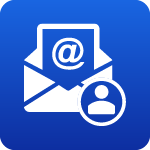 Send to My Email (Active Directory and Secure Function Lock) icon
